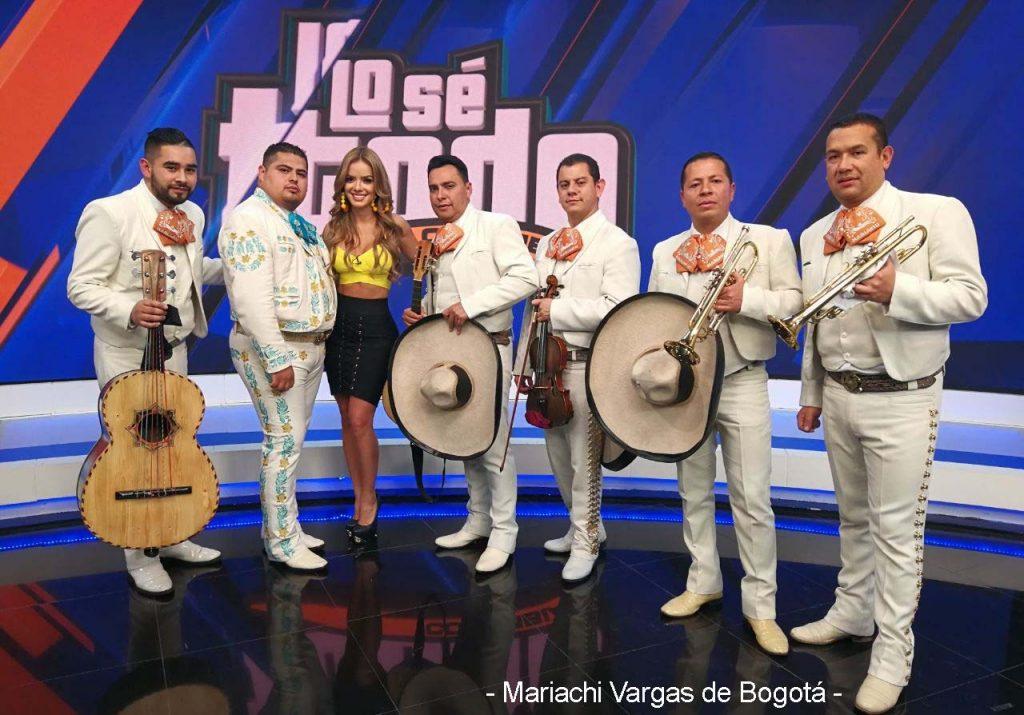 Mariachi Vargas de Bogota serenata en cedritos