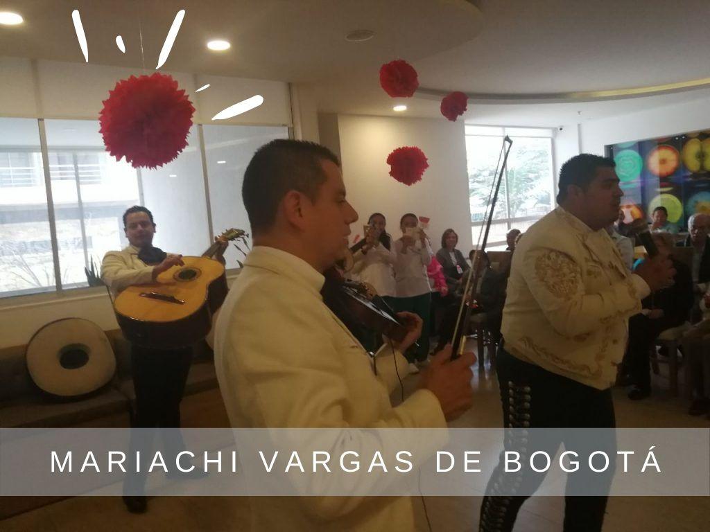 Mariachi Vargas de Bogotá Celebración día de la mujer